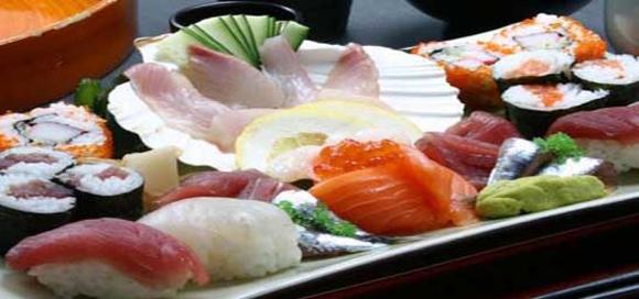 Sushi & Mixed Sashimi