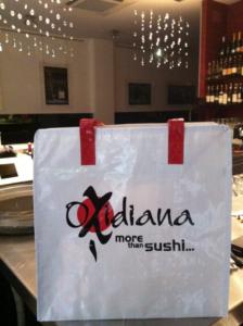 Oxidiana | Sushi Take Away