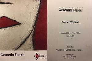 Geremia Ferrari 2006 - Oxidiana
