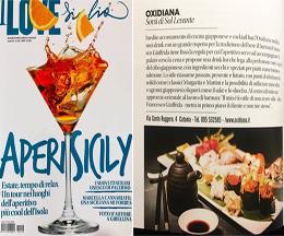 I Love Sicilia Aperisicily - Oxidiana
