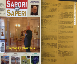 Oxidiana - Sapori&Saperi 2006