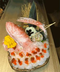 Sashimi - Oxidiana Ristorante Giapponese